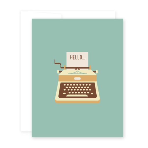 hello_typewriter